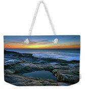 Sunrise Over Pemaquid Point Weekender Tote Bag