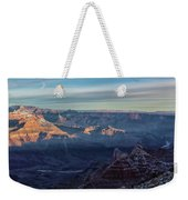 Sunrise Over The Grand Canyon Weekender Tote Bag