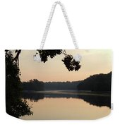 Sunrise Over The Huron River Weekender Tote Bag