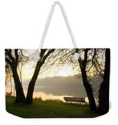 Sunrise Over The Maumee Weekender Tote Bag