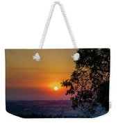 Sunrise Over The Valley Weekender Tote Bag