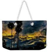 Sunrise Palms Weekender Tote Bag