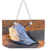 Sunrise Seashell Weekender Tote Bag