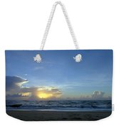 Sunrise Sept 2016 Obx Avon  Weekender Tote Bag