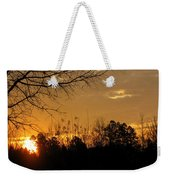 Sunrise Sunset Weekender Tote Bag