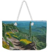 Sunrise Trail Weekender Tote Bag
