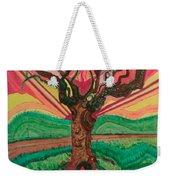 Sunrise Treeair Weekender Tote Bag