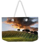 Sunrise Vineyard Weekender Tote Bag