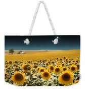 Suns And A Moon Weekender Tote Bag
