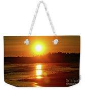 Sun's Halo Weekender Tote Bag