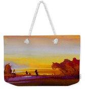 Sunset 07 Weekender Tote Bag