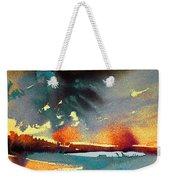 Sunset 08 Weekender Tote Bag