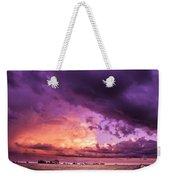 Sunset #10 Weekender Tote Bag