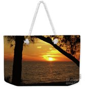 Sunset 2 Weekender Tote Bag by Megan Cohen