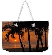 Sunset 36 Weekender Tote Bag