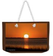 Sunset - 43 Weekender Tote Bag