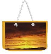Sunset - 52 Weekender Tote Bag