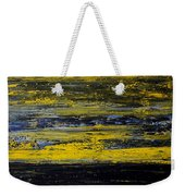 Sunset Abstract Weekender Tote Bag