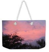 Sunset After Storm Weekender Tote Bag