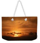 Sunset Ahuachapan 24 Weekender Tote Bag