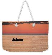 Sunset Anglers Weekender Tote Bag