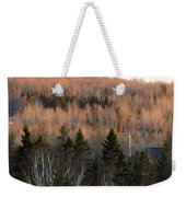 Sunset April 19 Weekender Tote Bag