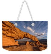 Sunset Arch Weekender Tote Bag