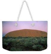 Sunset At Ayre's Rock Weekender Tote Bag