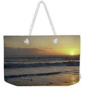 Sunset At Barry Weekender Tote Bag