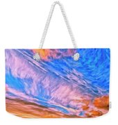 Sunset At Cannon Beach Weekender Tote Bag