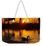 Sunset At Copper Canyon Ranch Weekender Tote Bag