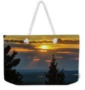 Sunset At Cypress #3 Weekender Tote Bag