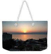 Sunset At Galilee Weekender Tote Bag