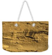 Sunset At Gallo Cliff Shelter Weekender Tote Bag
