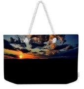 Sunset At Glassy Weekender Tote Bag