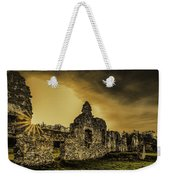 Sunset At Grace Dieu Weekender Tote Bag