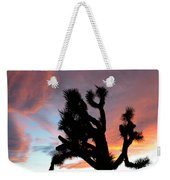 Sunset At Joshua Tree 2 Weekender Tote Bag