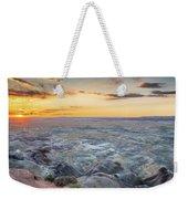 Sunset At Painted Desert Weekender Tote Bag