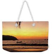 Sunset At Playa La Ropa Weekender Tote Bag