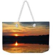 Sunset At Princess Point Weekender Tote Bag