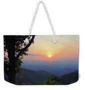 Sunset At Purgatory Mountain Weekender Tote Bag