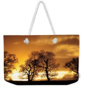 Sunset At Redhill Weekender Tote Bag