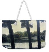 Sunset At Rochester Weekender Tote Bag