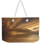 Sunset At Sea Weekender Tote Bag