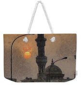 Sunset At Seeb Weekender Tote Bag