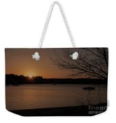 Sunset At Shell Point Weekender Tote Bag