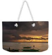 Sunset At Tabuena Beach 2 Weekender Tote Bag