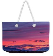Sunset At The Ranch #2 - Patagonia Weekender Tote Bag