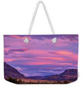 Sunset At The Ranch - Patagonia Weekender Tote Bag
