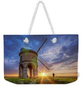 Sunset At The Windmill Weekender Tote Bag